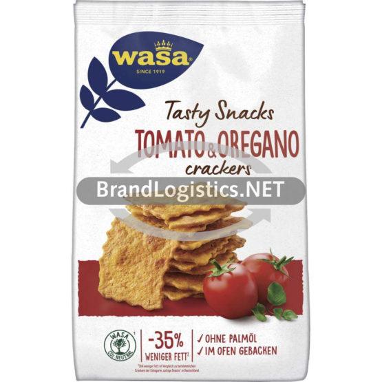 Wasa Delicate Crackers Tomato & Oregano 160 g