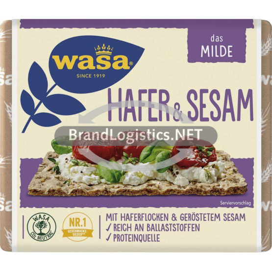 Wasa Fit & Vital Ballaststoffe 230g