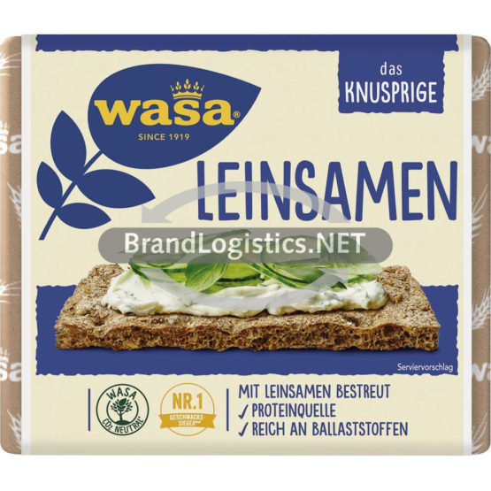 Wasa Fit & Vital Proteine 225g