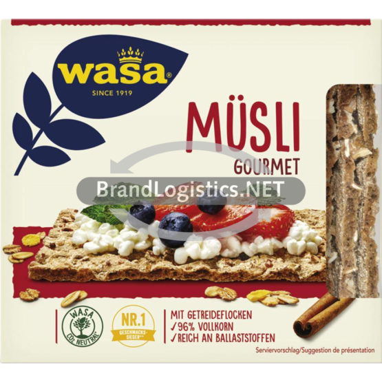 Wasa Müsli Gourmet 220g
