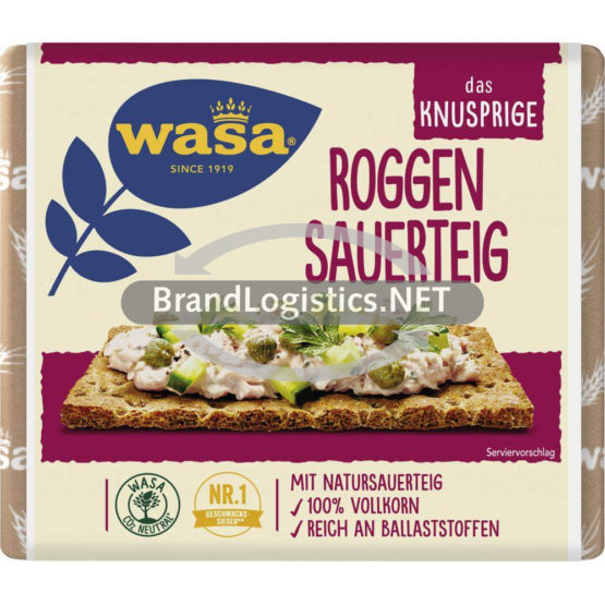 Wasa Roggen traditionell 235g