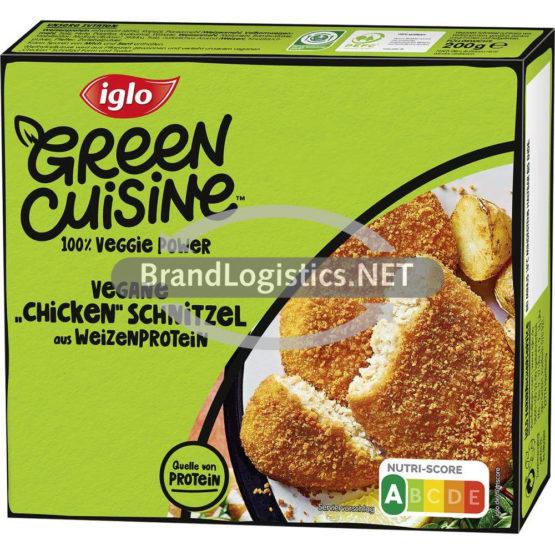 "Vegane ""Chicken"" Schnitzel 200 g"