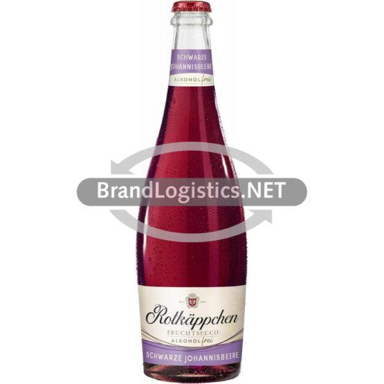 Rotkäppchen Fruchtsecco Schwarze Johannisbeere Alkoholfrei 0,75 l