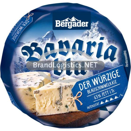 """Bergader Bavaria blu """"Der Würzige"""" ML 300 g"""