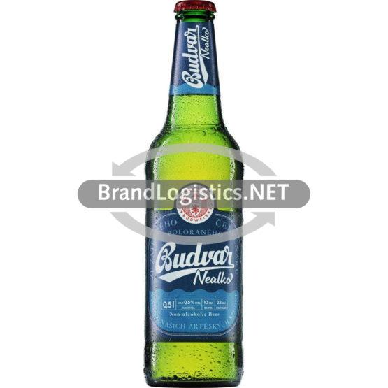 Budweiser Budvar Alkoholfrei 0,5 l