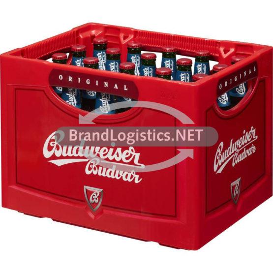 Budweiser Budvar Alkoholfrei 20×0,5 l