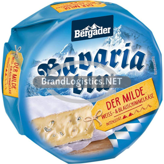 """Bergader Bavaria blu """"Der Milde"""" ML 350 g"""