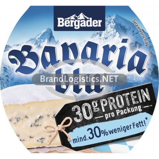 """Bergader Bavaria blu """"Protein"""" 150 g"""