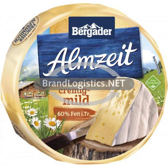 Bergader Almzeit cremig-mild 330 g