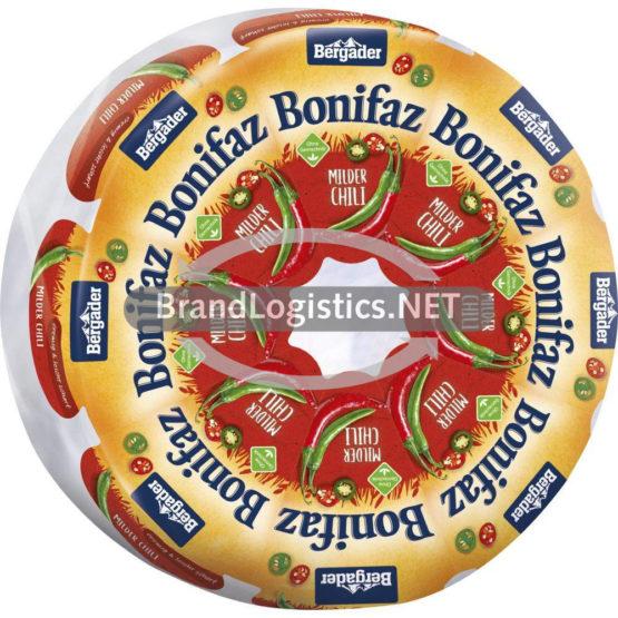Bergader Bonifaz Milder Chili 70% Torte
