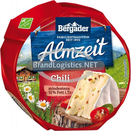Bergader Almzeit Chili 150 g