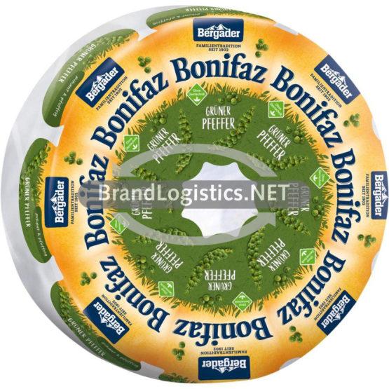 Bergader Bonifaz Grüner Pfeffer 70% Torte
