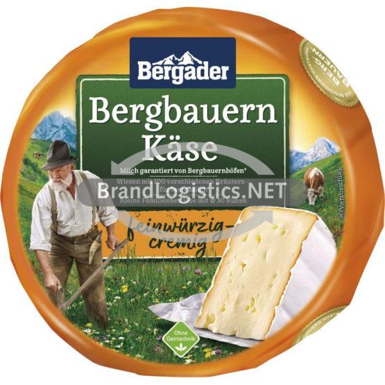 Bergader Bergbauern Käse feinwürzig 300 g