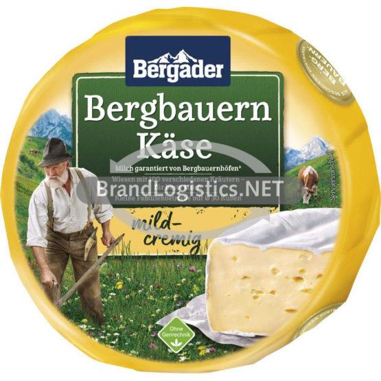 Bergader Bergbauern Käse mild-cremig 300 g