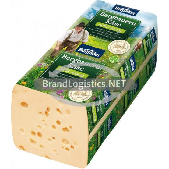 Bergader Bergbauern Käse Brote ca. 2,8 kg