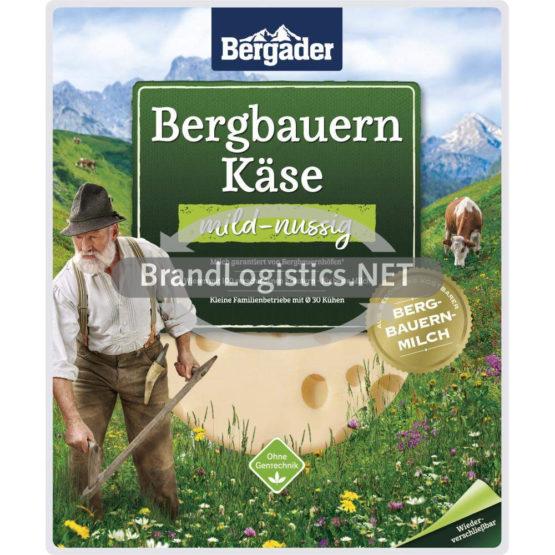 Bergader Bergbauern Käse mild-nussig 150 g