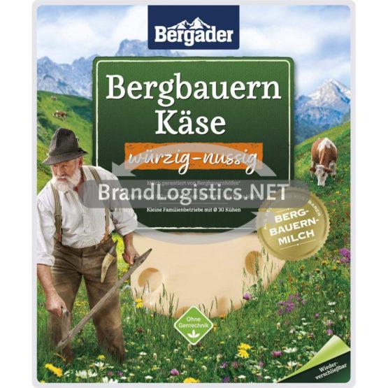Bergader Bergbauern Käse würzig-nussig 150 g