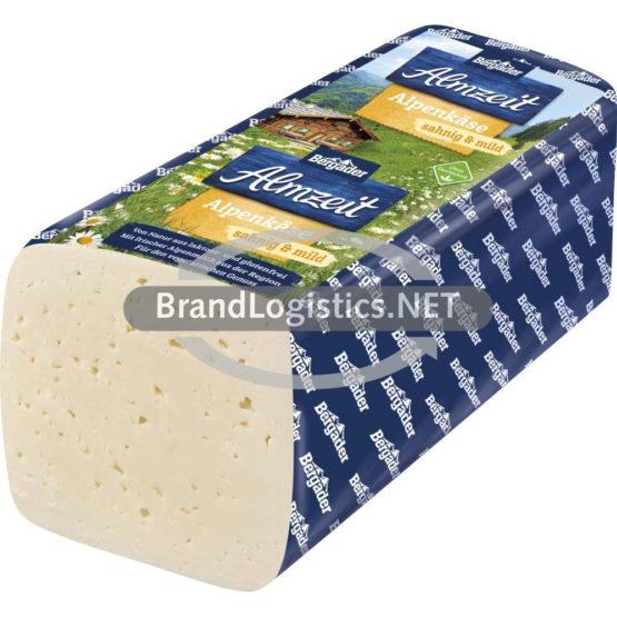 Bergader Almzeit Alpenkäse sahnig&mild Brote 55%