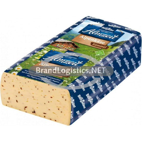 Bergader Almzeit Alpenkäse Kümmel Brote 45%