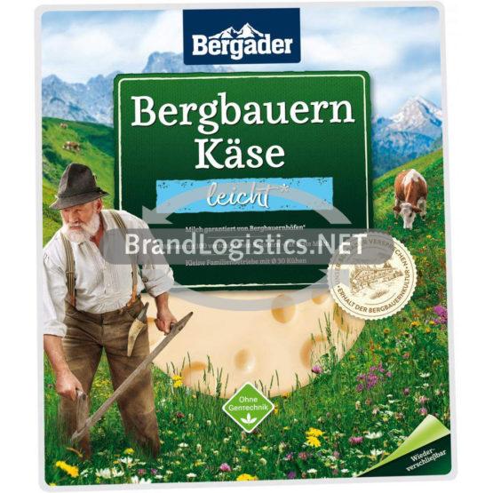 Bergader Bergbauern Käse Leicht 150 g
