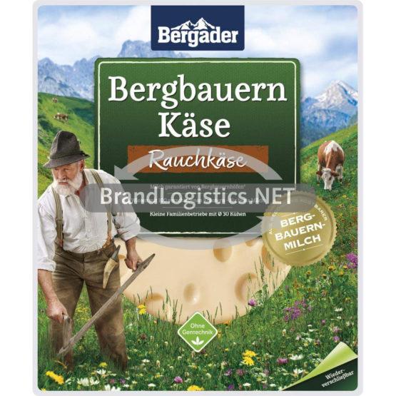 Bergader Bergbauern Käse Rauchkäse 150 g