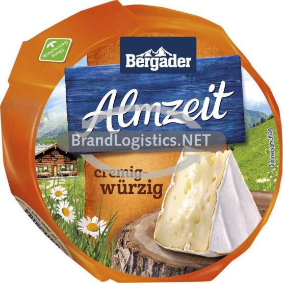Bergader Almzeit cremig-würzig 150 g