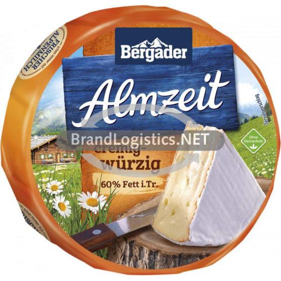 Bergader Almzeit cremig-würzig 330 g