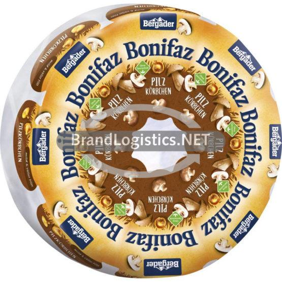 Bergader Bonifaz Pilzkörbchen Torte 70%