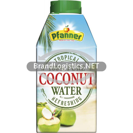 Pfanner Kokoswasser 0,5 l