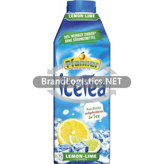 Pfanner IceTea Lemon 0,75 l