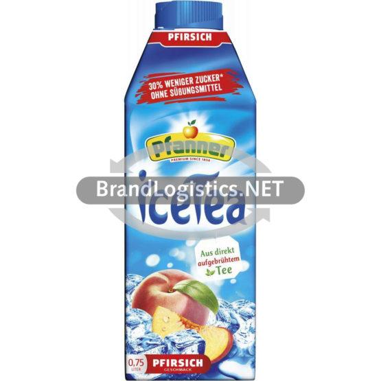 Pfanner IceTea Pfirsich 0,75 l