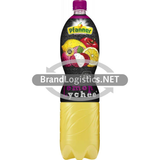 Pfanner Lemon Lychee 1,5 l