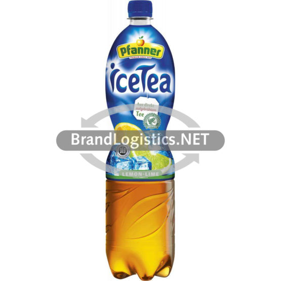 Pfanner IceTea Lemon 1,5 l