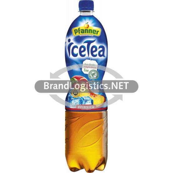 Pfanner IceTea Pfirsich 1,5 l
