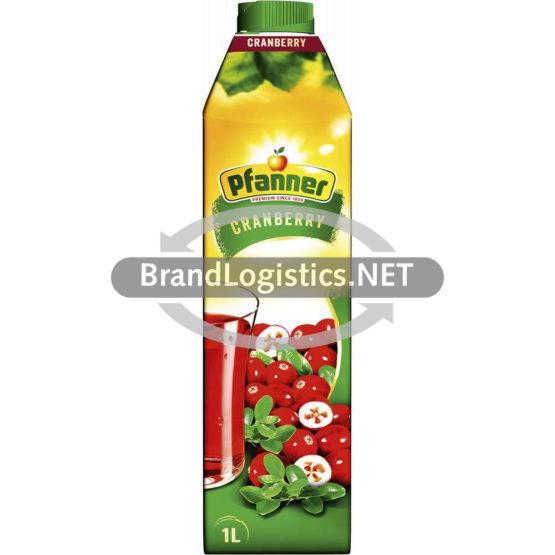 Pfanner Cranberry  1 l