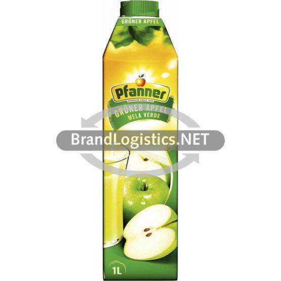 Pfanner Grüner Apfel 1 l