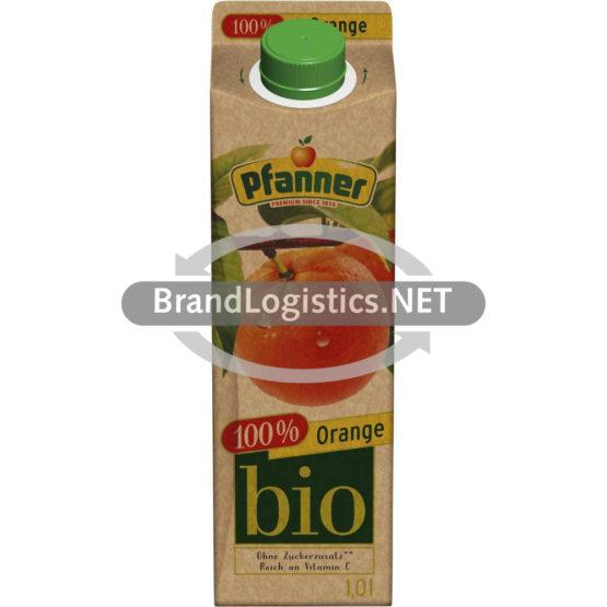 Pfanner Bio Orange 1 l