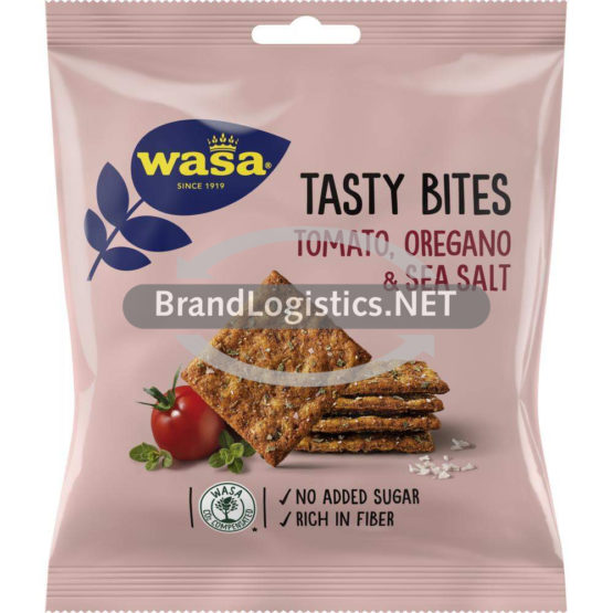 Barilla Wasa Tasty Bites Tomato, Oregano & Sea Salt