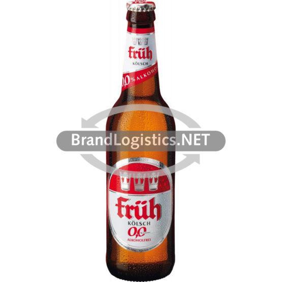 Früh Kölsch alkoholfrei 0,0% 0,5 l