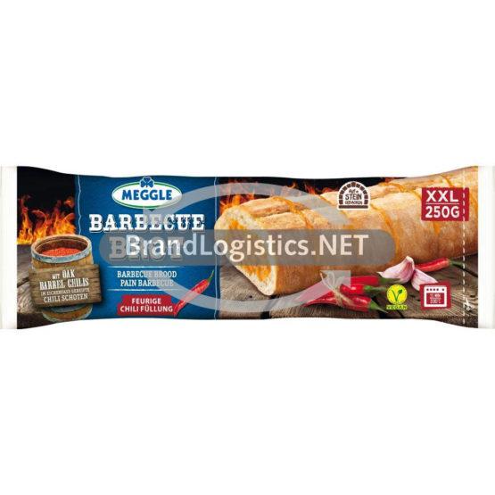 Meggle Barbecue Brot Chili 250 g