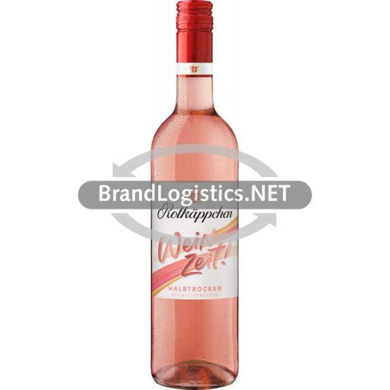 Rotkäppchen Weinzeit! Rosé Halbtrocken 0,75 l