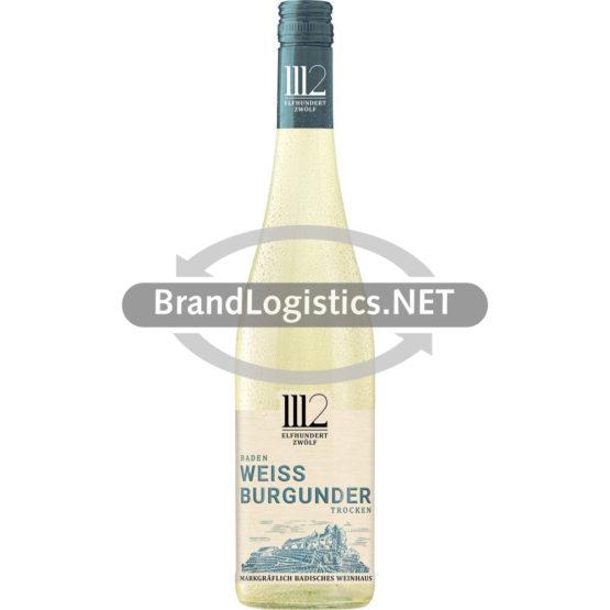 1112 Weissburgunder Trocken 0,75 l