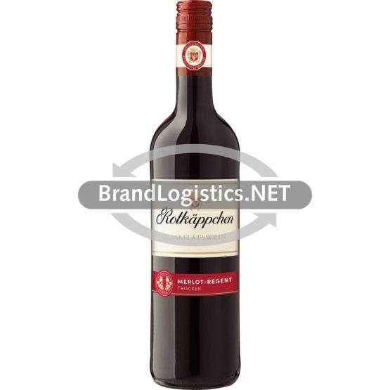 Rotkäppchen Qualitätswein Merlot-Regent Trocken 0,75 l