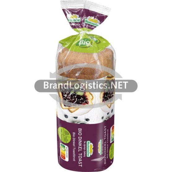 Mestemacher Bio Dinkel Toast 400 g