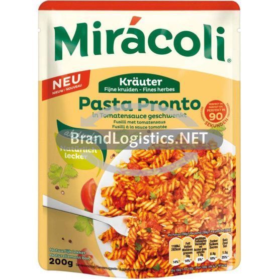 Mirácoli Pasta Pronto Kräuter 200 g
