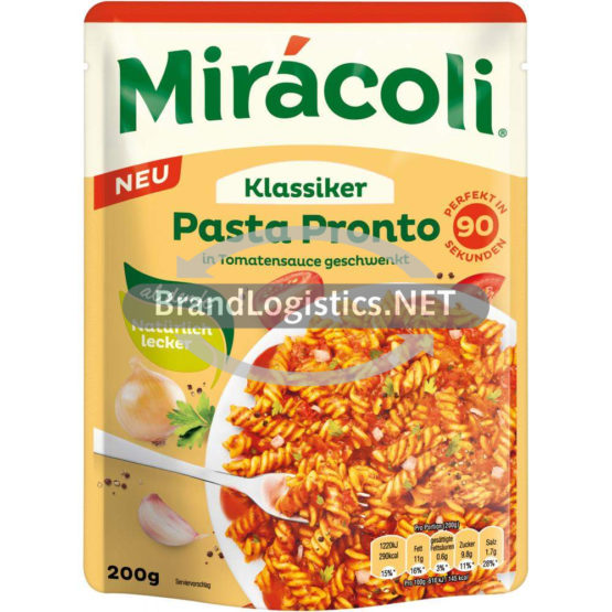 Mirácoli Pasta Pronto Klassiker 200 g