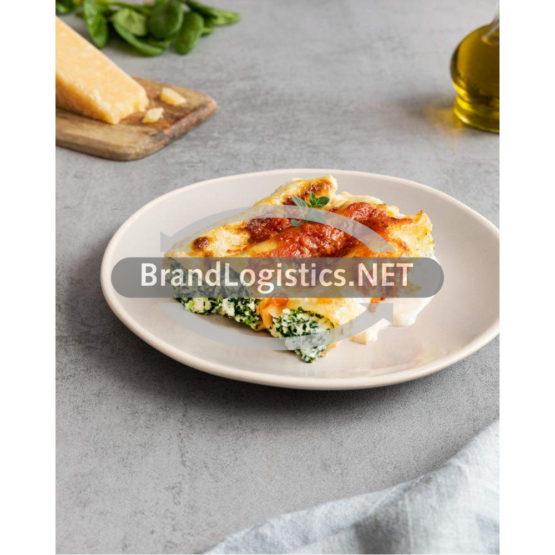 Barilla Collezione Cannelloni mit Spinat-Ricotta-Füllung