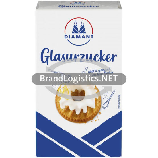 Diamant Glasurzucker 250 g