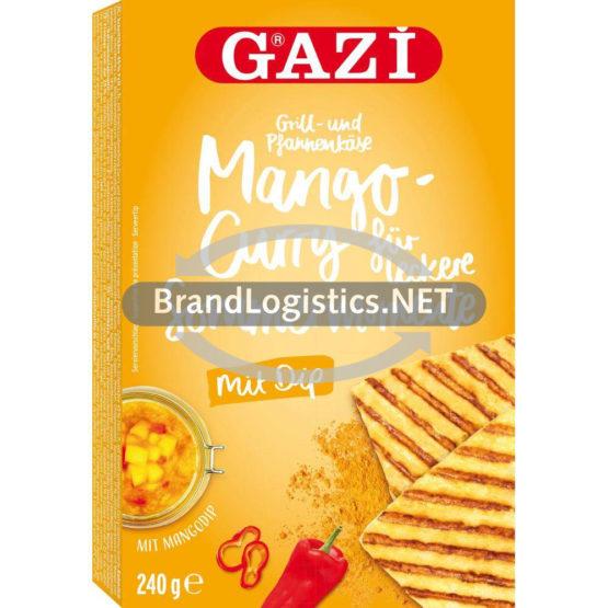 GAZi Grill- und Pfannenkäse Sommermoment 240 g