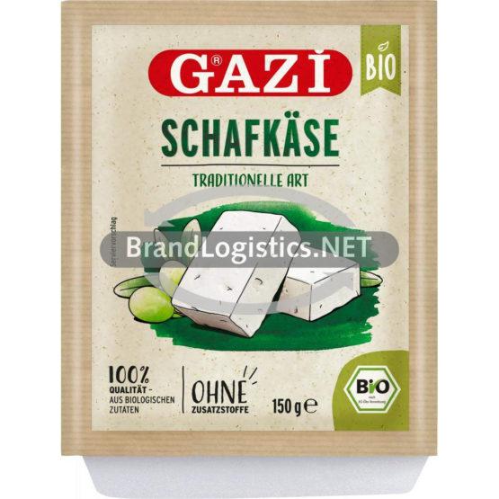 Gazi Bio Schafkäse in Salzlake gereift 150 g